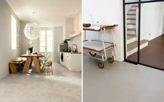 ... betonlook jpg vans novilon marmoleum kantoor vloer mooie vloer vloeren