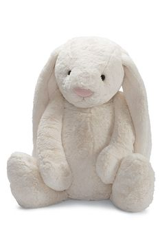 Free shipping and returns on Jellycat 'Bashful Bunny - Huge' Stuffed Animal at Nordstrom.com. A supersoft, floppy-eared bunny makes the perfect playtime companion for your little one.