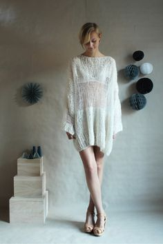 Perfect mohair sweater