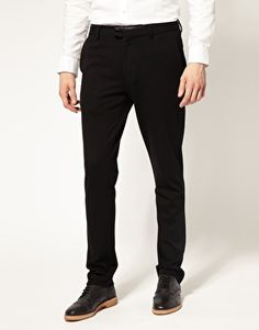 ASOS Skinny Fit Jersey Tuxedo Suit Pant NOW $50.13