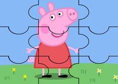 JuegosdePeppa.com - Juego: Rompecabezas Peppa Pig Feliz Puzzles de Dibujos Online Juegos Peppa Gratis Online Nursery Activities, Toddler Learning Activities, Montessori Activities, Craft Activities, Puzzles For Toddlers, Robots For Kids, Games For Kids, Diy For Kids, Peppa Pig Funny