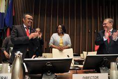 Doctora Carissa F. Etienne reelegida para un segundo mandato de 5 años como Directora de la Organización Panamericana de la Salud - http://plenilunia.com/portada/doctora-carissa-f-etienne-reelegida-para-un-segundo-mandato-de-5-anos-como-directora-de-la-organizacion-panamericana-de-la-salud/46630/
