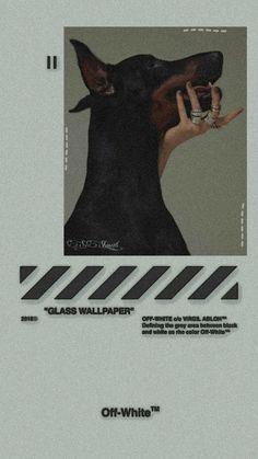 Retro Wallpaper Iphone, Hype Wallpaper, Aesthetic Iphone Wallpaper, Disney Wallpaper, Aesthetic Wallpapers, Doberman Pinscher Dog, Doberman Dogs, Dobermans, Black And White Picture Wall