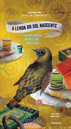 Contos do folclore brasileiro   Rebeca Luciani, Illustrator