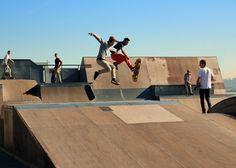 Cyrille Cayeux Skate park Bordeaux