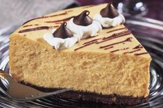 Peanut Butter Cheesecake ~ Oh how I want this!!!