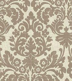 Home Decor Print Fabric- Waverly Essence/Cir/Smoke: home decor fabric: fabric: Shop | Joann.com