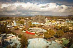 """Follow """" Abandoned Amusement Parks"""