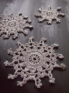 VMSomⒶ KOPPA: Lumikukka - (kukka)ympyrästä lumihiutale - OHJE