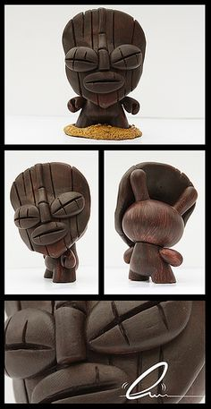 Bark the Tiki Dunny by [rich] | UME Toys