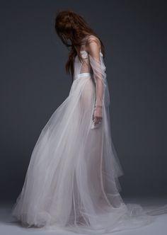 Vera Wang Bridal Fall 2017 Collection