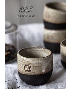 Nu har jag fyllt på med Black espressomuggar i webshoppen! Nästa projekt som startar imorgon är att dreja upp stora fågelbad...har en vision , men om du har tips på vad jag bör tänka på får du gärna dela med dig. Drömmer också om att dreja en stor fontän till min egen gård...känner att jag behöver höra porlande vatten och fågelkvitter!  #petralundslera #drejning #design #handgjordkeramik #tableware #pottersofinstagram #ceramiclove #functionalpottery #myceramiclife #wabisabi #wabisabistyle… Wabi Sabi, Petra, Rings For Men, Wedding Rings, Ceramics, Engagement Rings, Handmade, Black, Jewelry