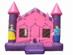 Find Princess Castle Module? Yes, Get What You Want From Here, Higher quality, Lower price, Fast delivery, Safe Transactions, All kinds of inflatable products for sale - East Inflatables UK
