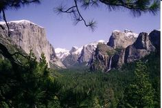 Yosemite...one of my favourite places