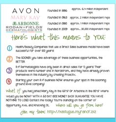 NOW is the time to join my Rodan and Fields team.  https://takecareofyourskin.myrandf.com/