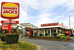 "Fun Fact Tuesday! In Australia, Burger King is call ""Hungry Jack's""."