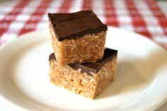 Chick Pease Eats!: Sweet Marie Bars