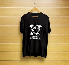 I Love My Pitbull T-Shirt #t-shirt #shirt #customt-shirt #customshirt #menst-shirt #mensshirt #mensclothing #womenst-shirt #womensshirt #womensclothing #clothing #unisext-shirt #unisexshirt #graphictee #graphict-shirt #feministt-shirt #feministshirt #cute