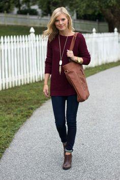 Fall fashion. / Life with Emily | a life + style blog : Denim Days. https://www.stitchfix.com/referral/4840508