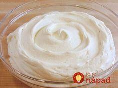 Ak chcete svojím dezertom dodať skutočnú iskru, vyskúšajte tento lahodný krém. Na jeho prípravu potrebujete len 3 ingrediencie a čo je najlepšie, pripravuje sa bez varenia, môžete ho tak použiť doslova už opár minút. Krém