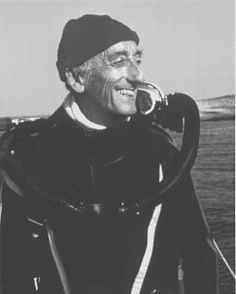 """""""The Undersea World of Jaques Cousteau"""".  Cousteau was one of my childhood heros."""