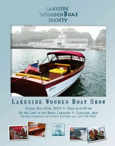 Lyman wooden boat...spent half my childhood out on lake Erie on a boat like this.