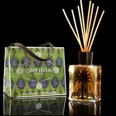 DATCHA - ORTIGIA 'Bergamotto' Perfume Diffuser