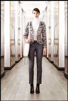 Pre-Fall Fashion 2012 - The Best Looks of Pre-Fall 2012 - Harper's BAZAAR