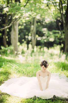 森での横浜ロケーション前撮り |*ウェディングフォト elle pupa blog*|Ameba (アメーバ)