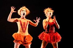 Inbal Pinto & Avshalom Pollak Dance Company, photo by Eyal Landesman