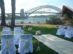 botanical garden wedding ceremony\ - Google Search