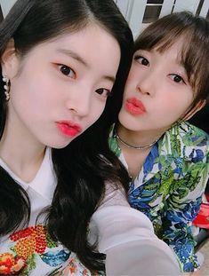 TWICE #Dahyun #Mina 180521 @twicetagram Extended Play, South Korean Girls, Korean Girl Groups, Daniel Padilla, Twice Once, Fandom, Twice Jihyo, Gif Photo, Princesses