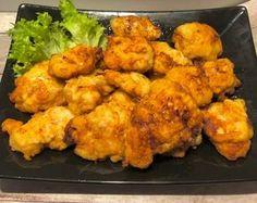 Kurczak w cieście jogurtowo-paprykowym - Blog z apetytem Polish Recipes, Polish Food, Tandoori Chicken, Cauliflower, Food And Drink, Pizza, Tasty, Lunch, Meat