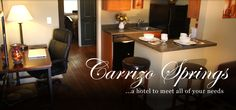 Eagle's Den Suites | Hotels Carrizo Springs Tx