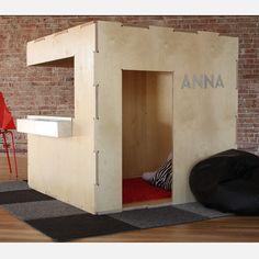 Cuba Playhouse Indoor natural, kids, kids furniture