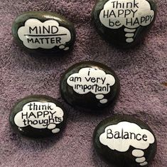 Best Painted Rock Art Ideas with Quotes You Can Do (46)
