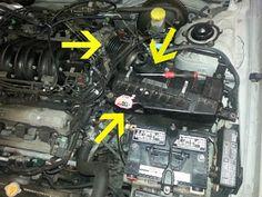 Corolla DIY: DIY Idle Air Control Motor Replacement & Learning ...