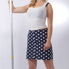 USA Skirt now featured on Fab.