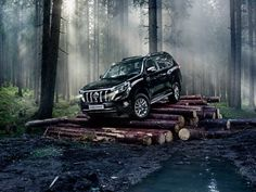 New Toyota Land Cruiser Prado New Toyota Land Cruiser, 6x6 Truck, Lexus Lx570, Toyota Cars, Toyota Vehicles, Suv Cars, Japan Cars, Car Wallpapers, Offroad