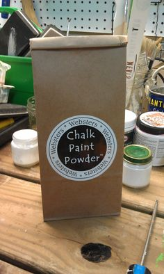 How To Make Chalk Paint In Large Quantities