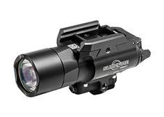 SureFire X400 Ultra LED WeaponLight -- White Light + Green Laser
