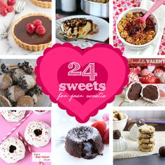 24 Valentine Sweets for Your Sweetie | It Bakes Me Happy