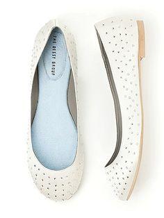 Sparkle Ballet Flat Wedding Shoessparkle Flatswedding