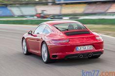 Fotos Exteriores Coupé - Porsche 911 Cabriolet (2016) - km77.com