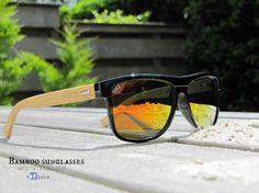 Fier Bamboo Sunglasses