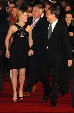 Years passed before Kate and Leo were photographed again together publicly, but their friendship continued to grow stronger. Leo had a special part in Kate's December 2013 wedding to Ned Rocknroll — he walked her down the aisle. Now if that isn't the sweetest thing, we don't know what is.  And just last week, while promoting Divergent, Kate revealed that Leo will always be her number one — even when compared to hot newcomer Theo James: