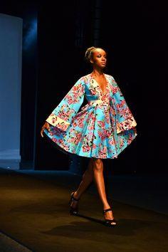 According To Jerri: Kiki Clothing | Mercedes Benz Fashion Week Africa 2012