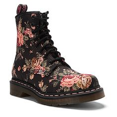 Really want these shoes.... Dr Martens 1460 8 Eye Victorian Boot found at #OnlineShoes