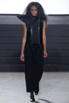Рик Оуэнс   Коллекции   Париж   Рик Оуэнс   журнал Vogue