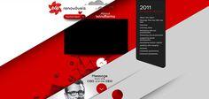 webdesign, navigation ultra stylée !!